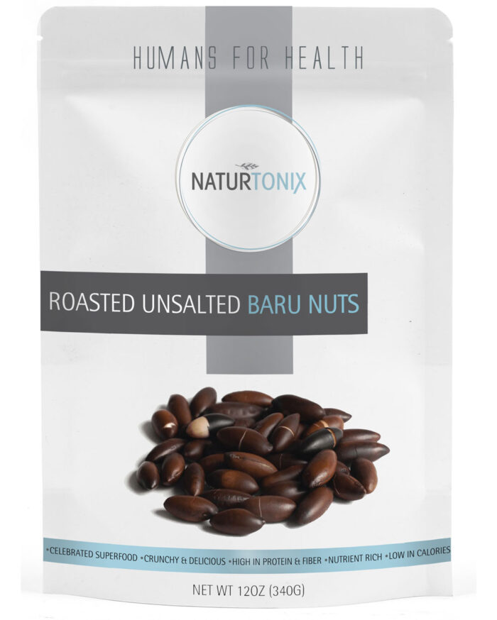 Naturtonix Baru Nuts