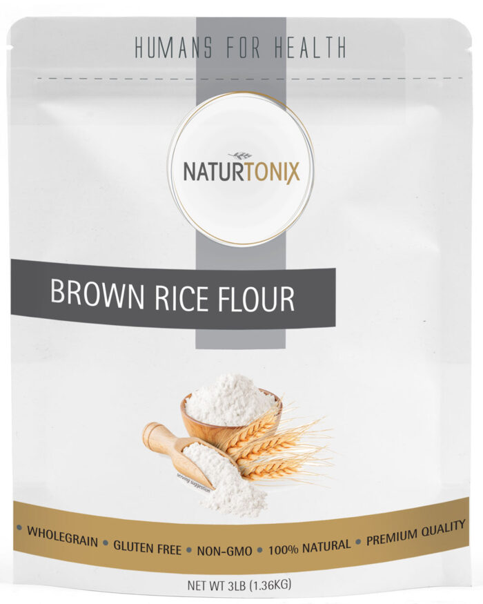 Naturtonix Brown Rice Flour